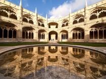 Hieronymites-Monastery-Mosteiro-dos-Jeronimos-located-in-Lisbon-Portugal